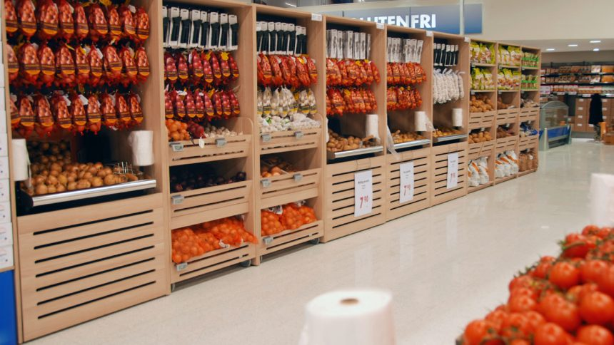 Nordby Supermarket