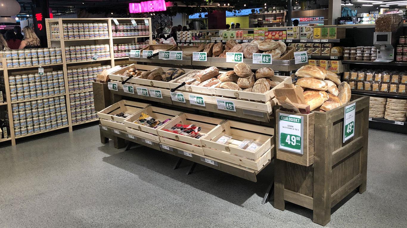Paradiset Bröd